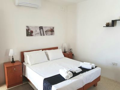 Photo for Twin/Double room with private Bathroom, close to Mdina