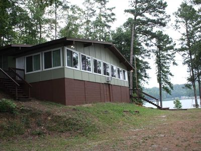 Photo for Smith Lake Rentals & Sales - WHAT-A-VIEW - Spectacular natural scenery!