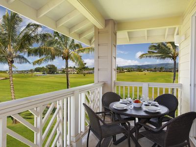 Photo for Golf Course front, Condo, Ugrades throughout, Tropical comfort, Pili Mai 11I