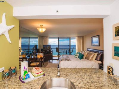 Photo for True ocean front, unobstructed views  see my other unit vrbo 438959 for openings