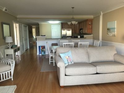 Family Room: Open concept living space