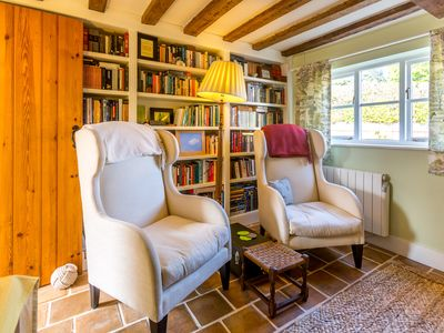 Photo for Hollyhock Cottage, Marlesford – sleeps 2