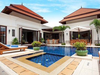 Photo for Holiday house Phuket for 1 - 6 persons with 3 bedrooms - Holiday home
