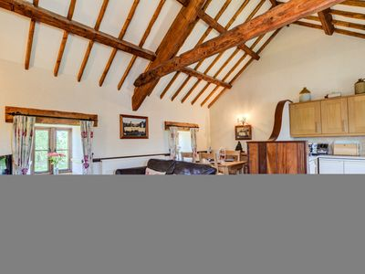 Photo for Ivy House is a high quality converted barn, one of a collection of four, on the owner's working orga