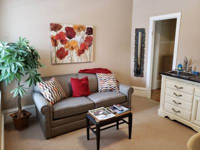 Photo for Downtown Traverse City Suite - Walking Distance to Town / Bay
