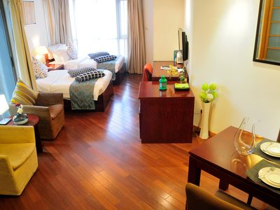 Photo for Shanghai family apartment (pudong)