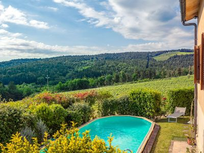 Photo for 3BR Villa Vacation Rental in Castellina in Chianti, Siena