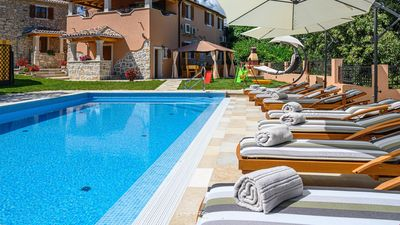 Photo for Charming, restored villa with pool & garden