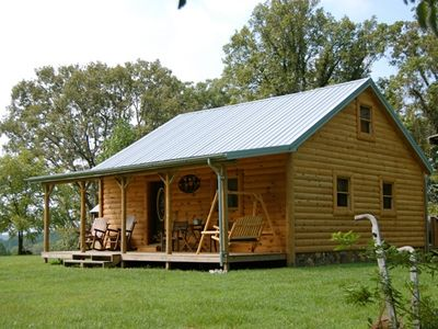 Photo for Peaceful Country Cabin with hot tub near Red River Gorge
