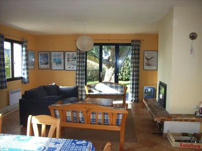 Photo for Villa Arzon, 2 bedrooms, 5 persons