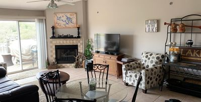 Photo for Immaculate-New Furniture-Spacious, High ceilings, A++View, FREE 10x30 slip,WIFI