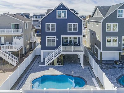 Photo for Large 5 Bedroom Home with a Heated Salt Water Pool