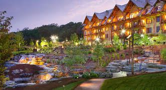 Photo for 2 bdrm Bluegreen Wilderness Club Combined Lodge July 10-12 Only