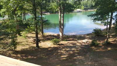 Photo for Tranquil Lakefront Setting near Clemson SC