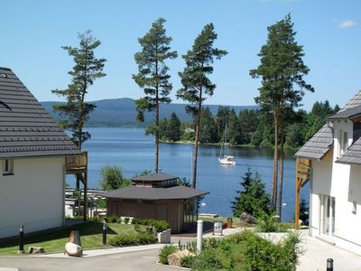 Photo for Vacation home Lakeside Village in Frymburk - 4 persons, 2 bedrooms
