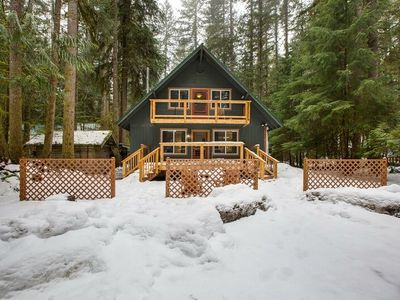 Photo for 3BR Cabin Vacation Rental in Glacier, Washington