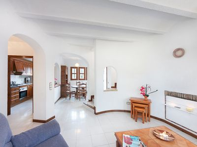 Photo for Apartment 787 m from the center of Calonge with Parking, Washing machine, Pool, Terrace (105335)