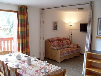 Photo for Apartment Valfréjus, 1 bedroom, 8 persons