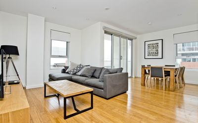 Photo for Modern apartment in the heart of the city with a community vibe