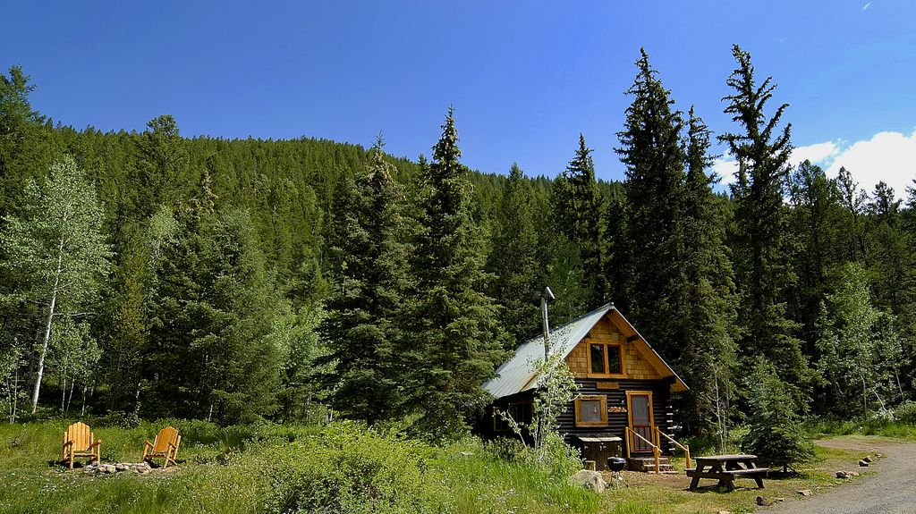 Adorable Peaceful Cabin Right Outside Crest Vrbo