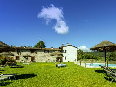 Photo for Garda Lake, nice residence with panorama pool