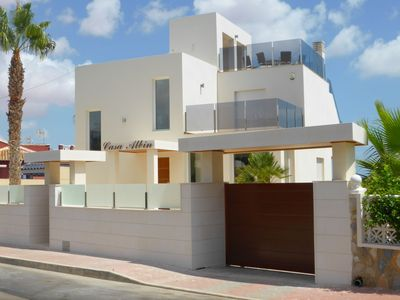 Photo for Spacious and Modern Villa with 5 bedrooms 3 bathrooms Private Pool  sea views