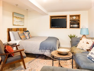Photo for Cozy Beachy Studio with Huge Deck in Mar Vista Close to Everything!