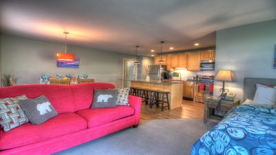 Photo for Two Room Resort Suite In The Heart Of Killington - Sleeps Up To 6