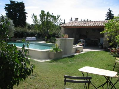 Photo for Gite in Mazan en Provence with Swimming Pool