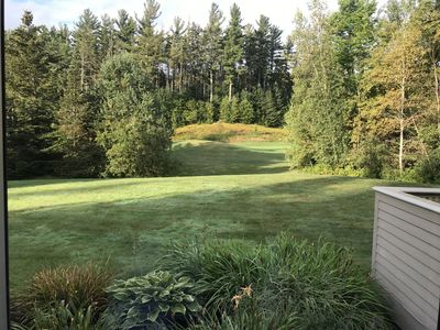 Great 3 Bedroom Unit Right On Golf Course -- opportunity for seasonal rental