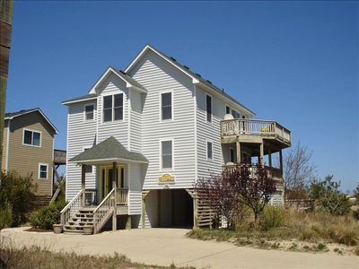 Lago Vista - OS 77-K - house in Ocean Sands, Section K, Corolla, NC