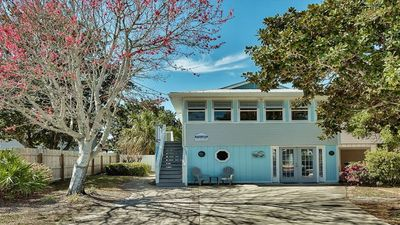 Photo for 4 Bed/4 Bath W/Pool 1-1/2 Blocks From Beach Sleeps 12 Now Booking Summer!