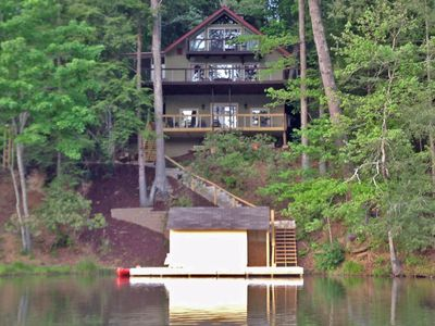 Photo for 4BR House Vacation Rental in Lake Lure, North Carolina