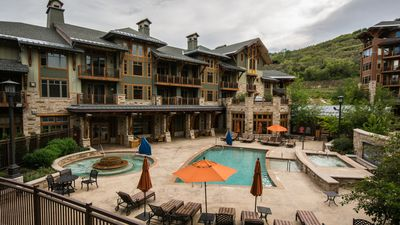 Photo for Beautiful Slopeside 3 Bedroom Penthouse condo at the Canyons-Click to save up to 25% off