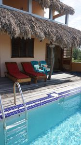 Pirate Villas - PRIVATE SUNDECK with PLUNGE POOL