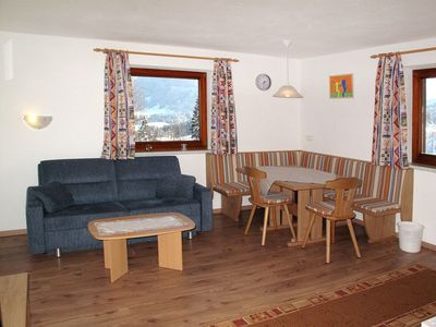 Photo for One bedroom Apartment, sleeps 5 in Hopfgarten im Brixental with WiFi