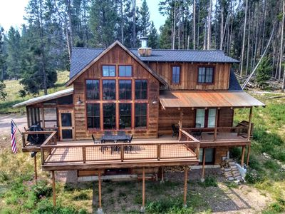 Nestled on the Edge of Wilderness - Now with Hot Tub!!