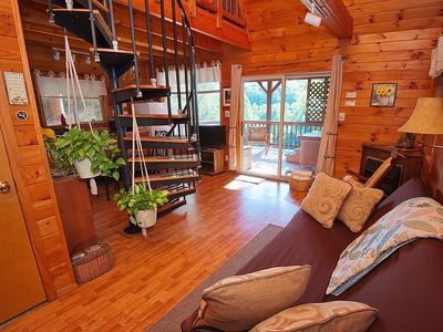 Photo for Wildflower Cabin in the Hocking Hills