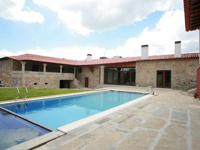 Photo for LUXURY AND FANTASTIC MAIN HOUSE, MOTHER'S HOUSE, SWIMMING POOL AND JACUZZI