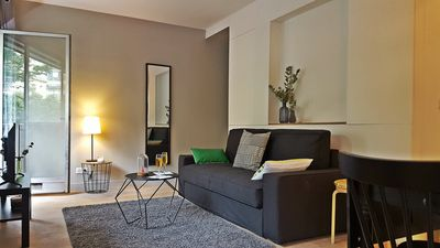 Photo for AT EIFFELTOWER FEET STUNNING 1BR &BALCONY & LIFT& All comfort  of Home