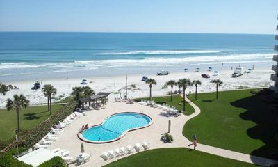 Summer day at 602 Golden Arms, NSB