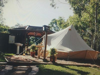 Photo for DV GLAMPING - QUIET ROMANTIC GETAWAY. DO IT STYLE