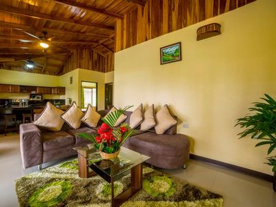 Photo for Ginger Home will be the best place to explore the Arenal Volcano area.