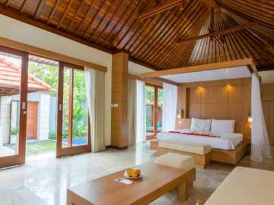 Photo for The Kings Villa and Spa Sanur – One Bedroom Pool Villa #08