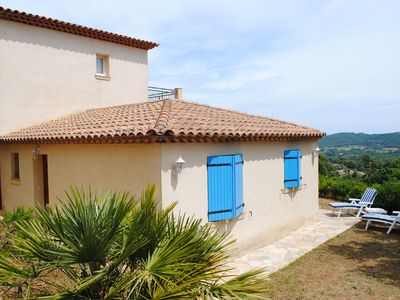 Photo for Independent house in villa owner near the Gulf of St Tropez