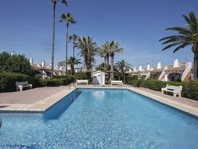 Photo for 2 bedroom Villa, sleeps 4 in Las Bovetes with Pool, Air Con and WiFi