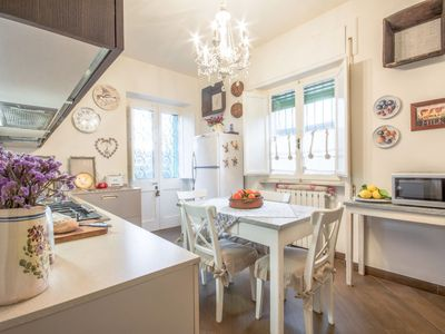 Photo for Vacation home Madda in Lido di Camaiore - 7 persons, 4 bedrooms