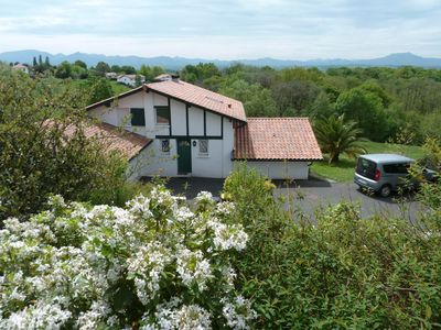 Photo for Magnificent villa in the Basque country close to the sea and mountain