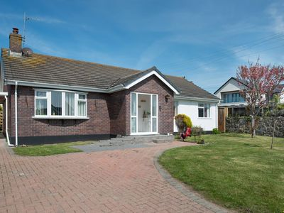 Photo for Rhonwil -  a 3 bed detached house that sleeps 6 guests  in 3 bedrooms