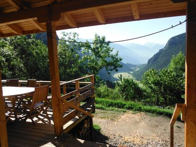 Photo for chalet in the heart of the Pays des Écrins